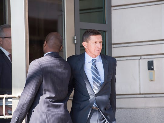 President Trump's former national security adviser Mike Flynn pleaded guilty on Friday to lying to FBI agents about his contacts with Russia's ambassador, and agreed to cooperate with prosecutors. --