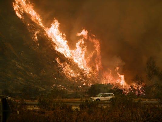 AFP AFP_UX5GJ A FIR USA CA