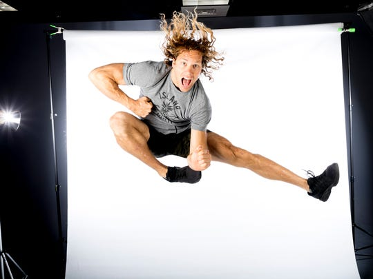 American Ninja Warrior contestant and Knoxville native