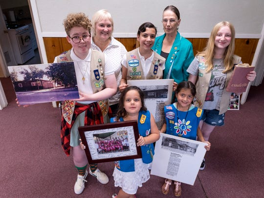 A 70th anniversary is planned for Visalia Girls Scout's