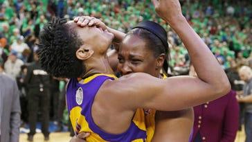 Sparks top Lynx, win WNBA title