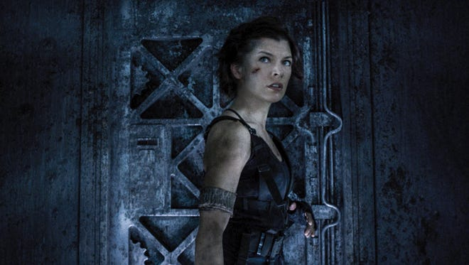 Milla Jovovich stars in the video-game adaptation 'Resident Evil: The Final Chapter.'