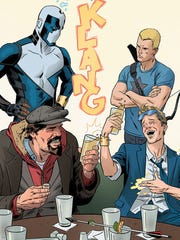 Delinquents 1 cover