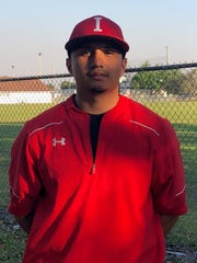 Ruben Lucio, Immokalee High School softball head coach