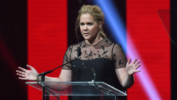 Amy Schumer breaks out of her comedy wheelhouse for