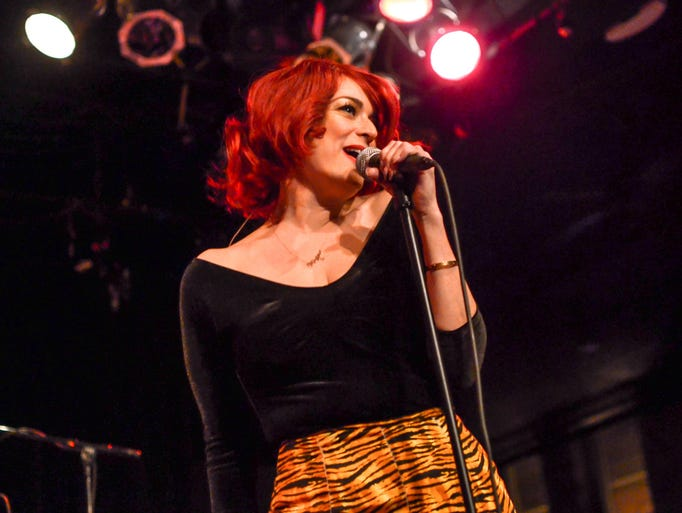 Save Ferris in concert at Vinyl Music Hall with Baby