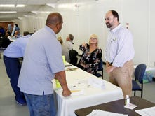 Felons find opportunities at community job fair
