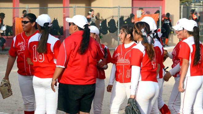 Loving swept Artesia JV in Tuesday's doubleheader, 7-0 in game one and 14-6 in game two.