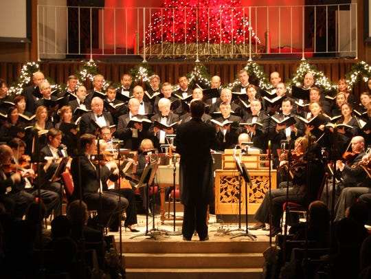 The Phoenix Symphony will perform two New Year's Eve
