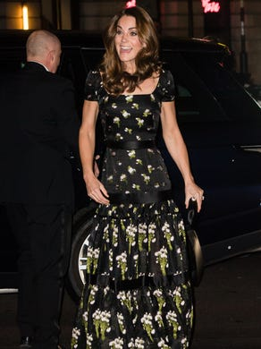 52c28877902ef Stars to wear black at UK film awards  Will Kate join them