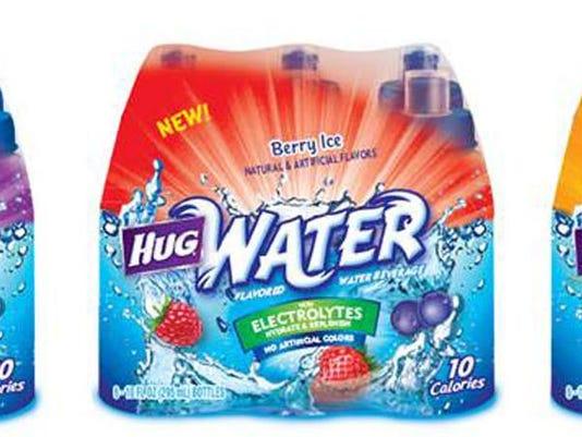 American Beverage Corporation HUG Water-3Flavors