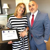 Candace Cooksey Fulton: San Angelo ISD's secondary Teacher of Year 'captures kids' hearts'