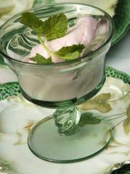 Bing Cherry Ice Cream