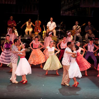 Celebrate rich music, dance of Cuba