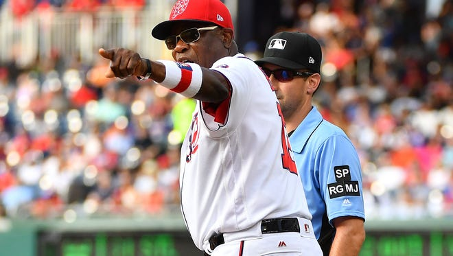 Dusty Baker is reuniting with the San Francisco Giants after his contract with the Washington Nationals was not renewed.