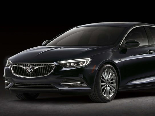 2018 Buick Regal Sportback