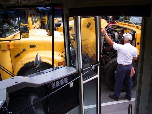 Title: Metro School Buses