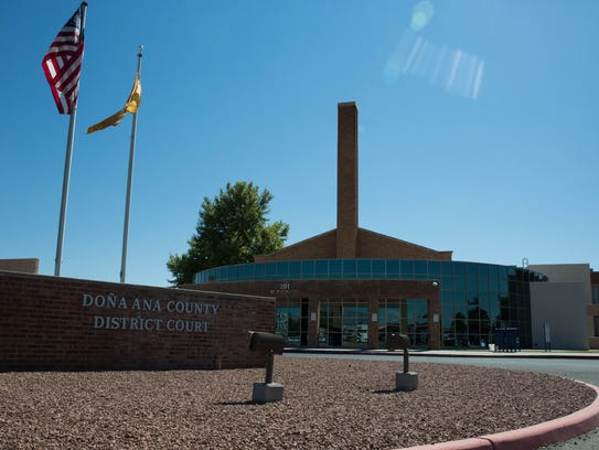 Under the new rules, courts, such as Doña Ana county
