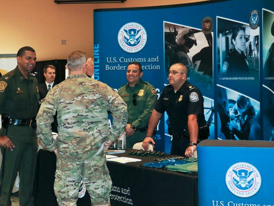 The Fort Bliss Hiring Fair will be held Feb. 15 at