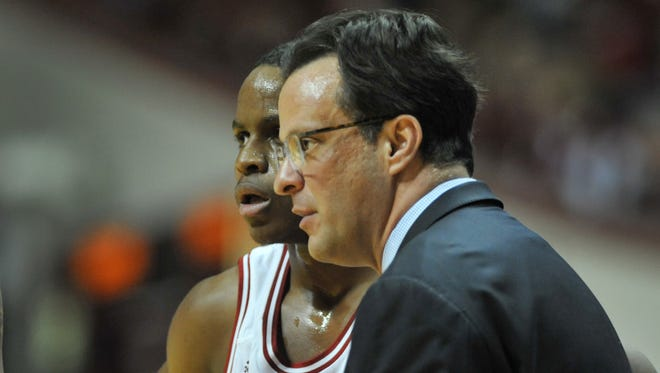 Are Yogi Ferrell (left) and Tom Crean (right) ready to lead Indiana to the kind of turnaround season fans expect? Answers are hard to come by, but in the Big Ten, the Hoosiers aren't alone there.