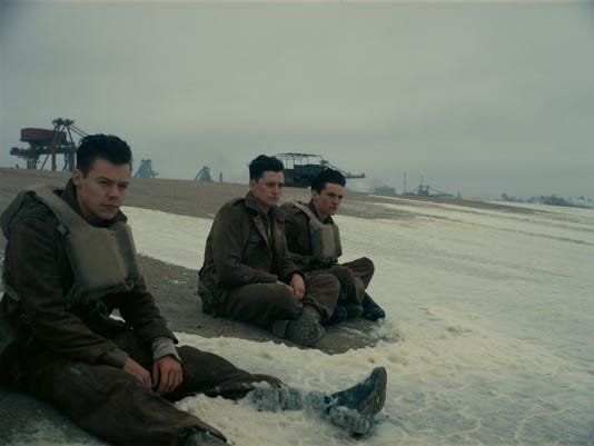 Trapped Dunkirk