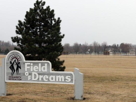 field of dreams sign
