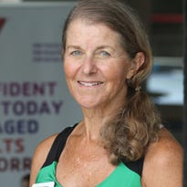 Willing, and more than able: Y volunteer Fritzi Holmes redefines the word energy