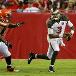 Jamies Winston will look to lead the Buccaneers back to the playoffs in 2015.