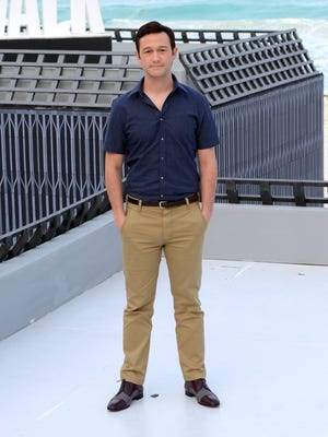 Actor Joseph Gordon-Levitt attends the 'The Walk' photo call during Summer Of Sony Pictures Entertainment 2015 at The Ritz-Carlton Cancun on June 15, 2015 in Cancun, Mexico.