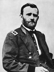 Gen. Ulysses S. Grant poses in Washington, D.C., on March 9, 1864.