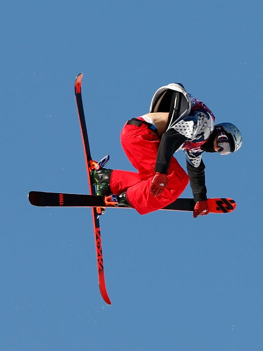 Olympics: Freestyle Skiing-Men's Ski Slopestyle Final