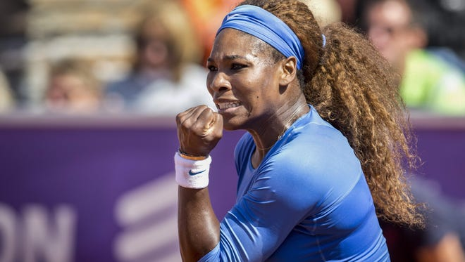 As is tradition on the first Monday, the BNP Paribas Open women's draw was put together with help from players and fans, but there was something different about it this year.  For the first time since 2001, this draw had Serena Williams in it.