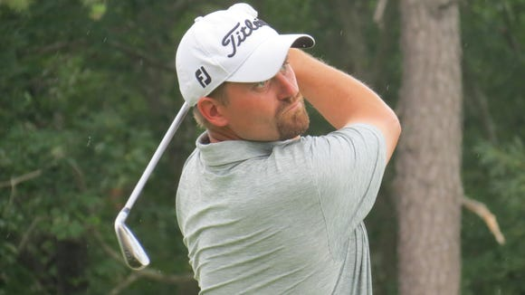 Brian Mackey of White Beeches G&CC in Haworth will be among the contenders at Monday's New Jersey PGA Assistant Championship at Canoe Brook in Summit.