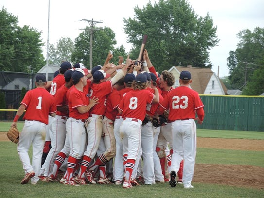 The USI baseball team didn't lose any of its four Midwest