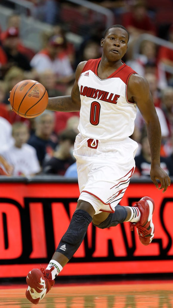 U of L's Terry Rozier will face his home state team, Ohio State, this December.