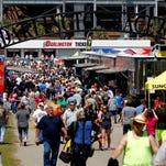 NASCAR Darlington Retro Paint Schemes