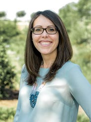 Christina Paredes, deputy director of the Tallahassee-Leon