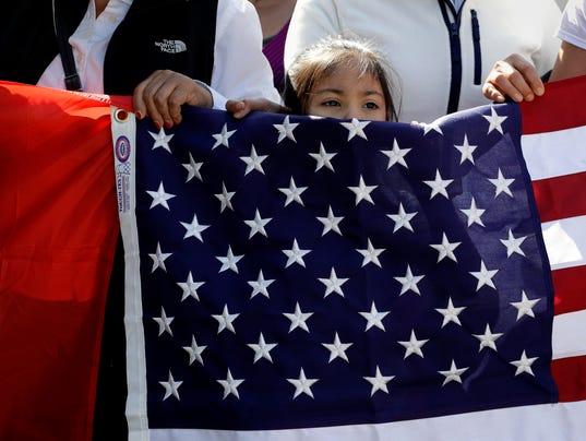 AP APTOPIX DAY WITHOUT IMMIGRANTS TEXAS A USA TX