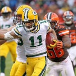 Packers notes: Trevor Davis rewards patience with big punt return