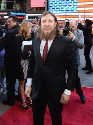 Former WWE world heavyweight champion Daniel Bryan will appear at iPlay America in Freehold on June 28.