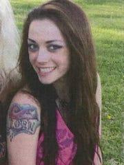 Brianna Marie DiBattiste, 25, Dunkirk, Ind., has been missing since June 16, 2014.