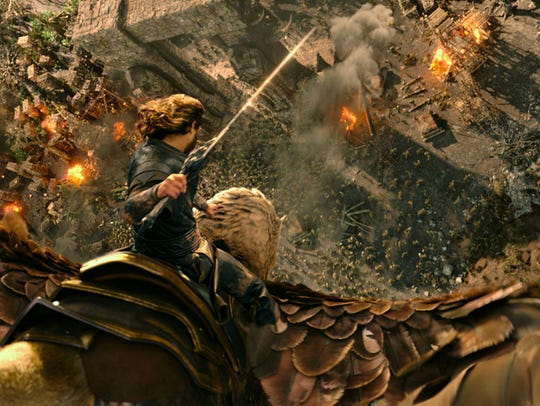"""Warcraft"" director Duncan Jones likens the vast fantasy"