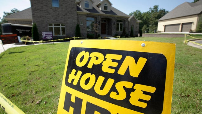 Big investors buy homes to turn into rental properties in some markets.