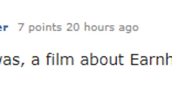 Reddit Film Directors
