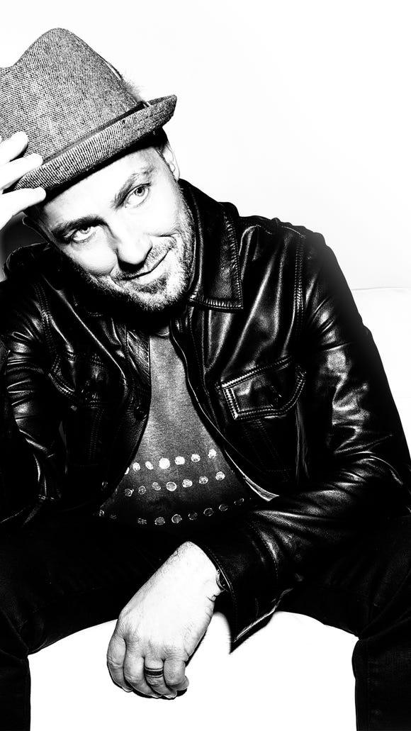 Christian rapper TobyMac.