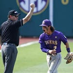 LSU No. 4 in Baseball America poll