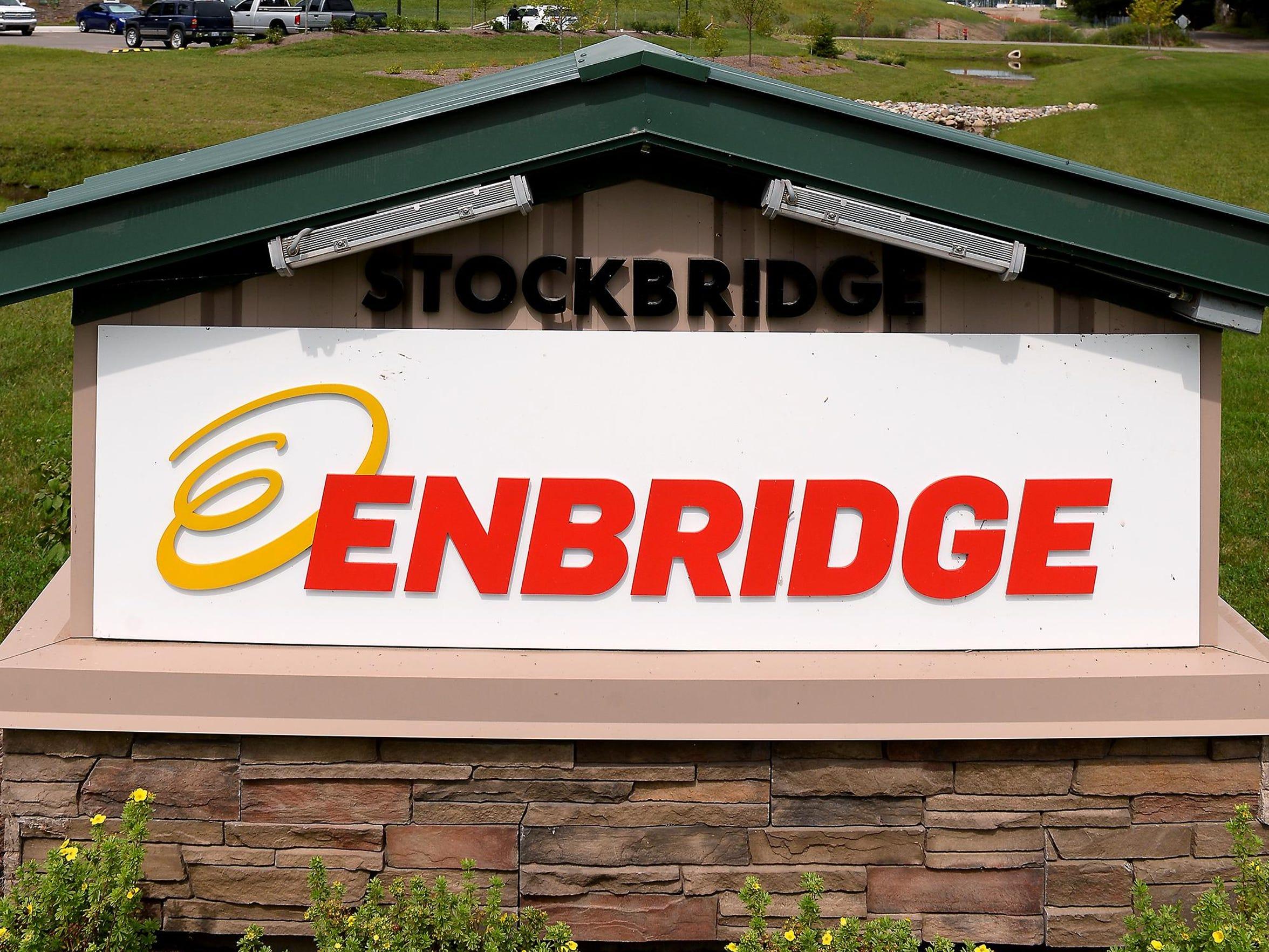 Enbridge sidesteps zoning for Stockbridge tank farm expansion