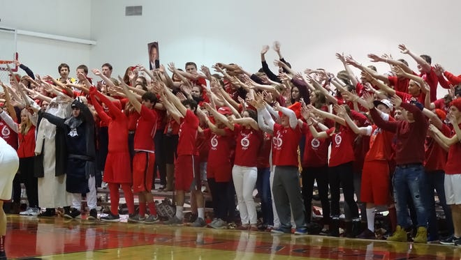 Fairfield Christian Academy is the winner of the Eagle-Gazette Battle of the Fans.