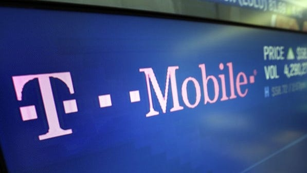 T-Mobile, one of the three largest mobile carriers in the U.S., said it's working to fix a widespread network issue Monday.