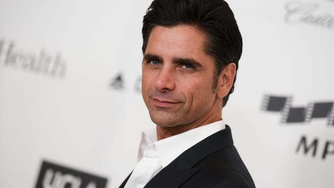 John Stamos was arrested for driving under the influence Friday in Beverly Hills.